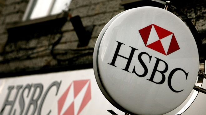 HSBC first-quarter profit jumps as costs drop - BBC News