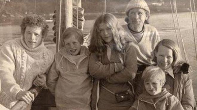 Семья Робертсонов