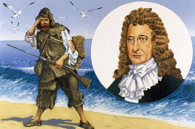 《鲁滨逊漂流记》的作者笛福还通过资料研究、记忆和民间轶闻写下了一部关于1665年伦敦大瘟疫的历史记录。
