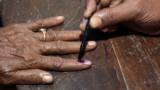 தேர்தல் மை எப்படி தயாரிக்கப்படுகிறது