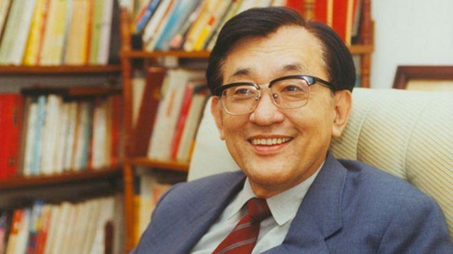 """曾有 """"國民黨四公子""""之稱的沈君山,臥病11年過世,享壽86歲。"""
