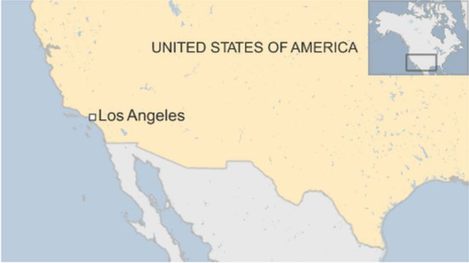 China Teenagers Jailed In US Over Kidnapping And Assault BBC News - Us map in chinese