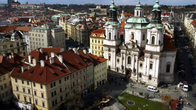 Czech Republic to be known as Czechia BBC News