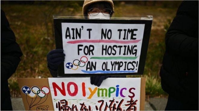 Nhiều người kêu gọi hoãn Thế Vận Hội 2020