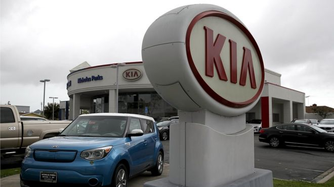 US to investigate car firms Hyundai and Kia over vehicle