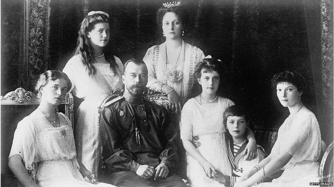 रूस का राज परिवार