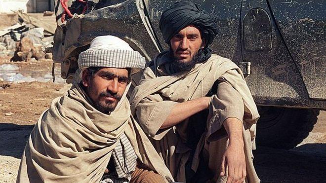 अफ़ग़ानिस्तान, तालिबान