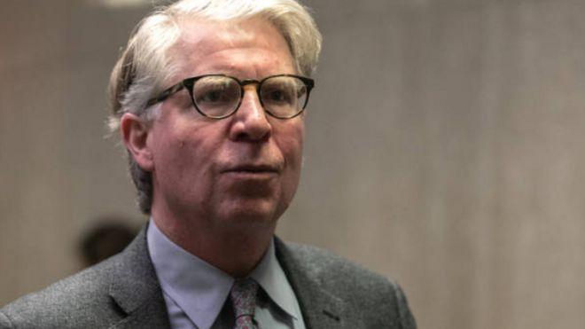 Công tố viên quận Manhattan, Cyrus Vance Jr