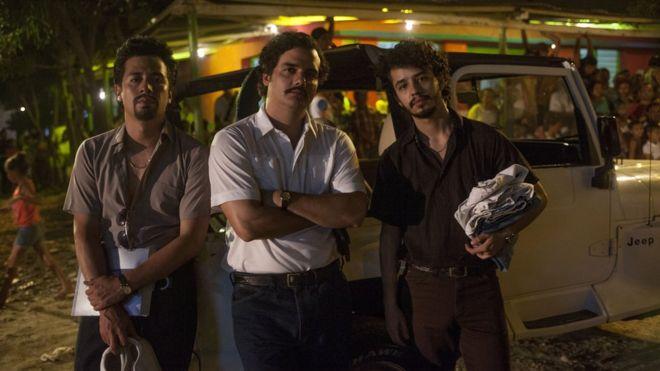 Will Netflix's Amo be the Philippine Narcos? - BBC News