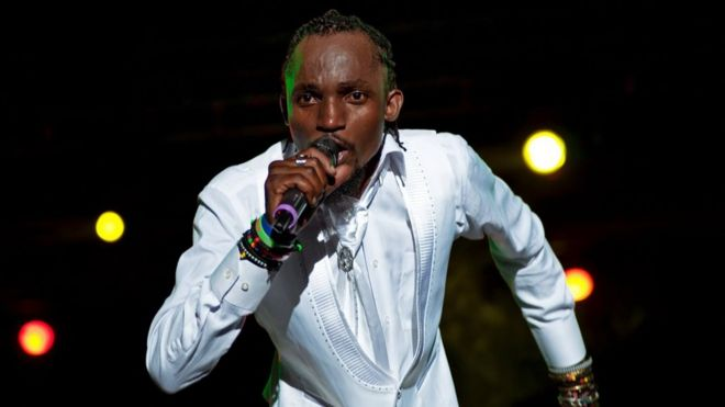 Uganda's Mowzey Radio dies after 'pub brawl' - BBC News