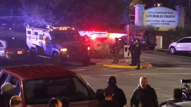 California'da barda 12 kişiyi öldüren saldırgan eski Amerikan deniz piyadesi