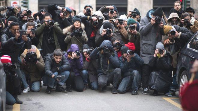 Mỗi nhiếp ảnh gia chịu rất nhiều rủi ro dựa trên mức độ may mắn của anh ta vào ngày hôm đó
