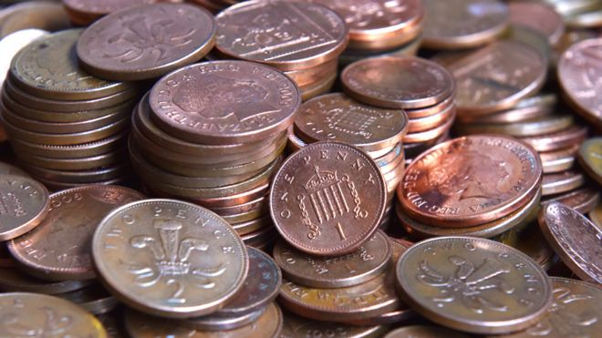 Future of 1p and 2p coins secured 'for years to come' - BBC News