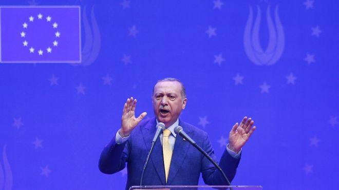 Erdoğan Bosna Hersek'te: Avrupa'nın bize karşı tavrının sebebi oradaki Türklerin dağınıklığıdır