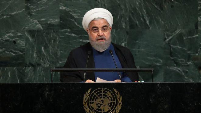 روحانی در مجمع عمومی سازمان ملل: زبان تهدید را برنمیتابیم