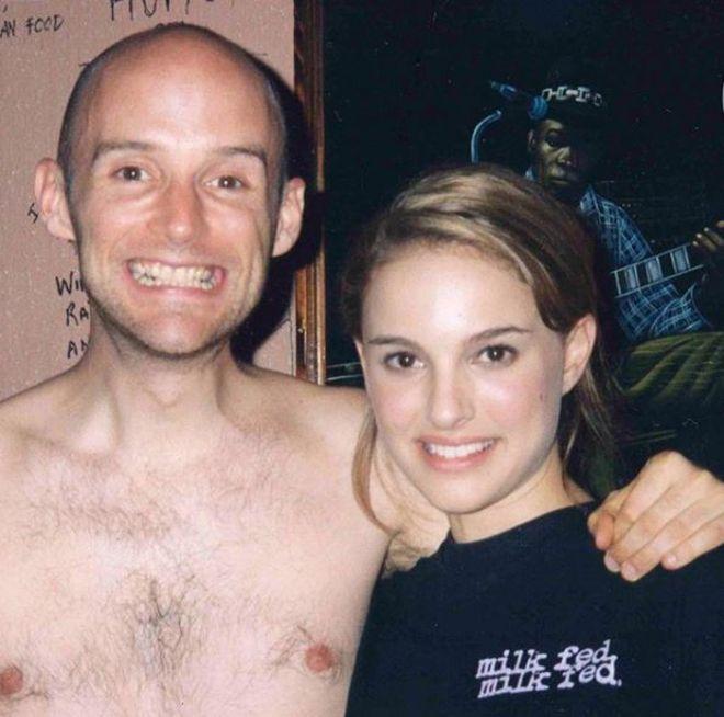 Moby ve Natalie Portman