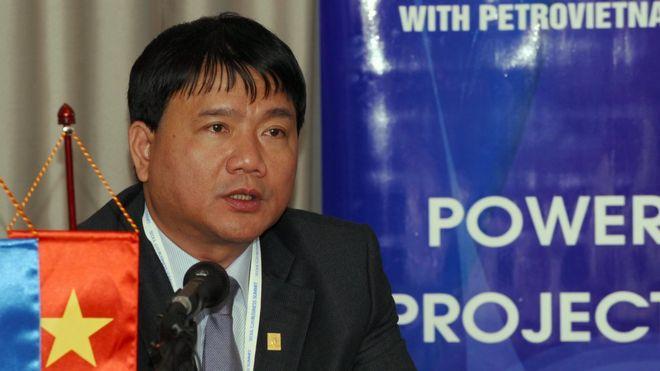 Ông Đinh La Thăng bị cảnh cáo và mất ghế Ủy viên Bộ Chính trị tại Hội nghị 5, BCHTƯ Đảng Cộng sản VN đang nhóm họp