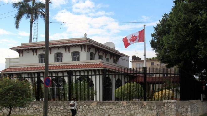 السفارة الكندية في كوبا