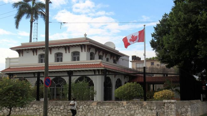 Mystery illness sees Canada halve its Cuba embassy staff