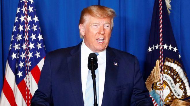 Трамп: США убили иранского генерала Касема Сулеймани, чтобы остановить войну