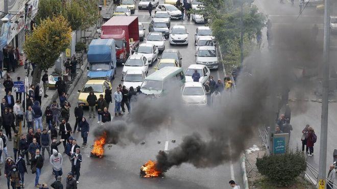اعتراضات در ایران