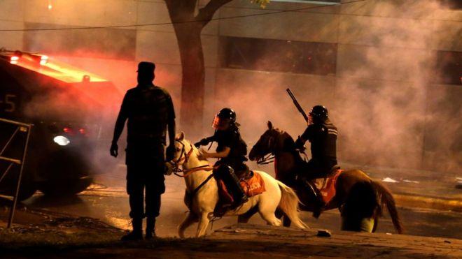 Polícia do Paraguai