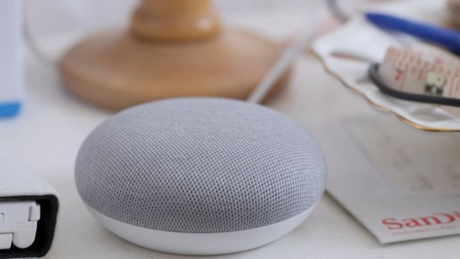 Google probes leak of smart speaker recordings