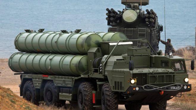 Rusya ve Çin'den ABD'nin S-400 yaptırımına tepki: 'Washington ateşle oynuyor'
