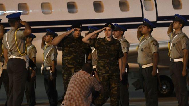 Yunan siyasetçiler: Askerlerin serbest kalması Türk-Yunan ilişkilerinde yeni sayfa açacak