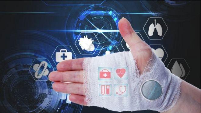 آزمایش پانسمان هوشمند 'در یک سال آینده آغاز میشود'