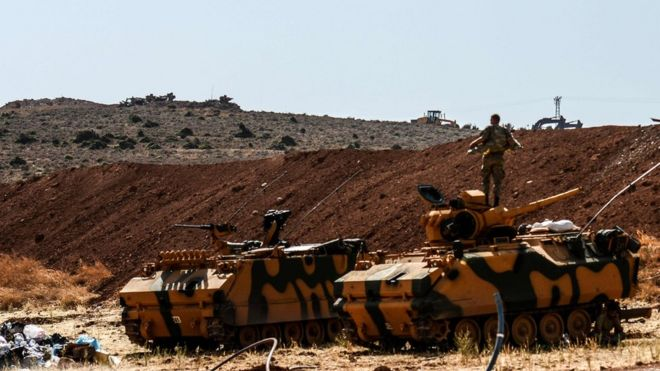 İdlib operasyonu bataklık mı yoksa kurtuluş mu? (12 Ekim) BBC