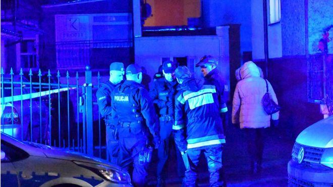 Пять подростков погибли при прохождении квеста в Польше