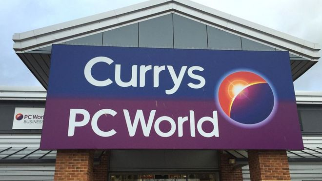 Amazon Fire TVs to be sold by Currys PC World in UK - BBC News