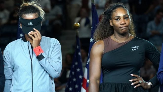 Serena Williams And The Trope Of The Angry Black Woman Bbc News