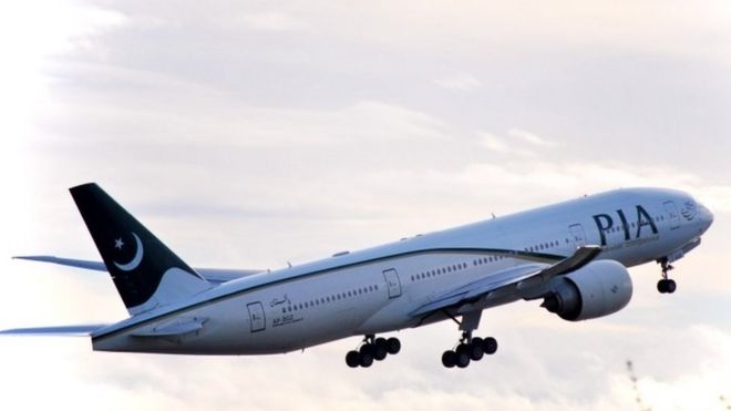 Pakistan airline admits taking extra passengers in aisle