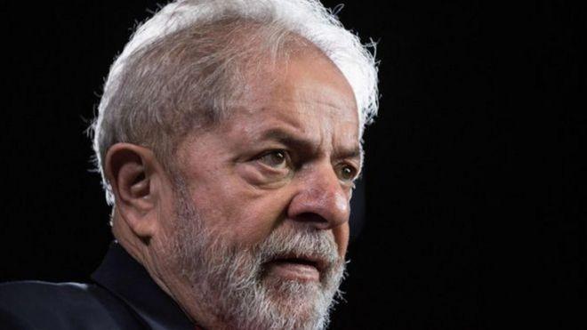 O ex-presidente Lula (PT)