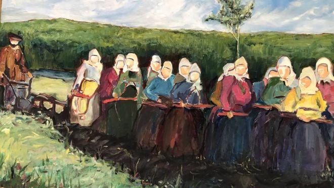 Eran conocidos por su fuerte ética de trabajo y su estilo de vida comunal no materialista.