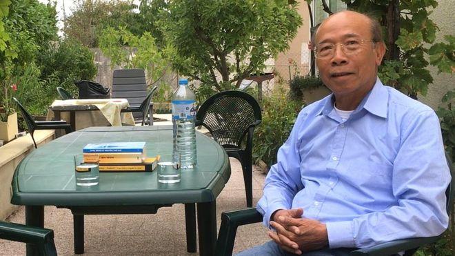 Ông Nguyễn Gia Kiểng