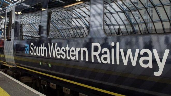South Western Railway And Eurostar Rail Workers Begin Strike