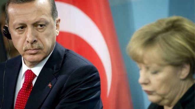 في زيارة أردوغان لألمانيا: هل يعلو صوت