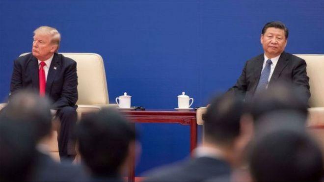 Mỹ - Trung sẽ thách đấu, thăm dò cân não