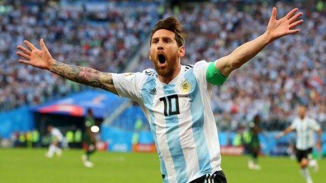 Messi lo grita con el alma: ¡GOOOOOOOOOL!