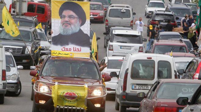 """Судя по предваритильным результатам, """"Хизболла"""" и ее союзники одержали победу на выборах"""