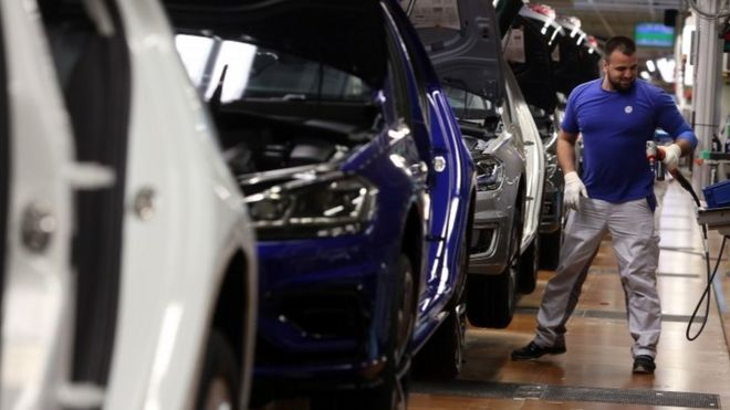 Vw And Tata Agree Partnership To Boost Sales In India Bbc News