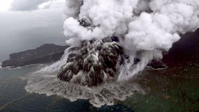 Kumpulan Puisi Tentang Bencana Alam Gunung Meletus - KT Puisi