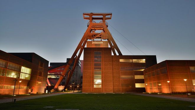 Mina de carbón Zollverein XII