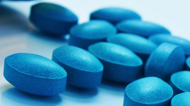 Píldoras azules