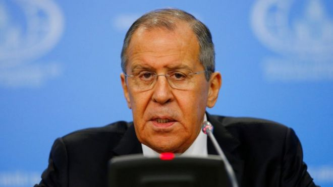 Rusya Dışişleri Bakanı Lavrov: Suriye'nin kuzeyi rejimin kontrolünde olmalı