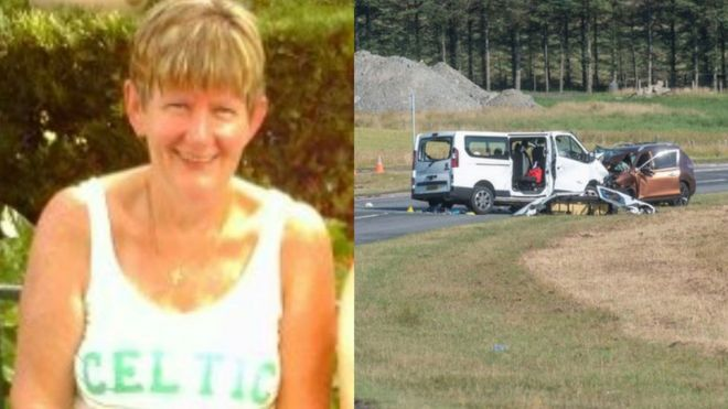 Crash victim 'will be missed terribly' - BBC News