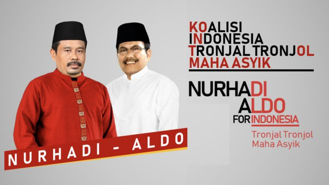 Latar Belakang Fanspage NurHaDi Aldo di Partai PUKI